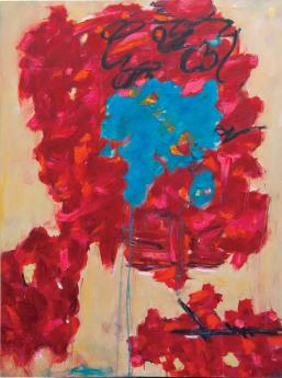 Emily Ellis   Maybe , 2012 oil on canvas