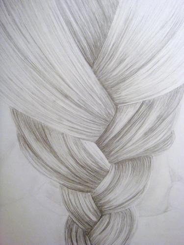 Victoria Baureis   Untitled , 2009 graphite on hotpress illustration board