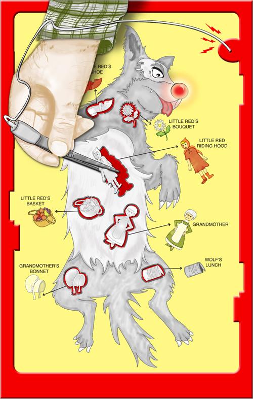 Jessa Wilcoxen   Operation Wolf , 2008 digital illustration
