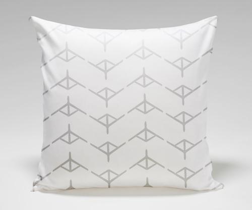Joe Ford   Pillow Talk , 2014 textiles 18 x 18 x 6 inches