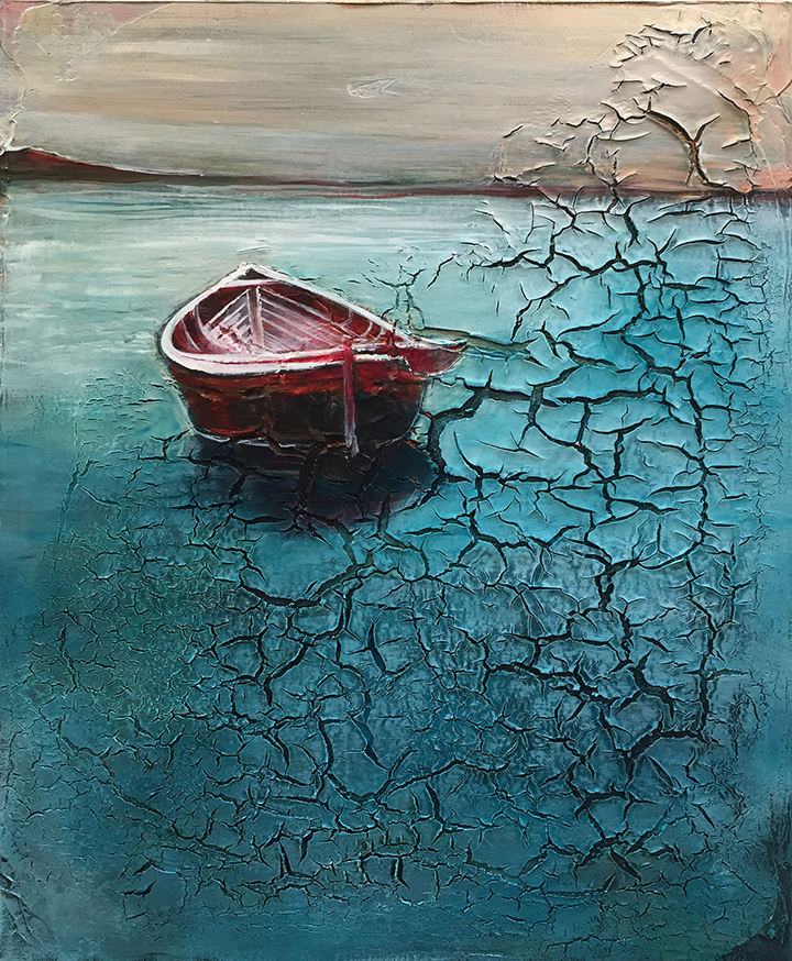 La Isla  by Shyama Helin