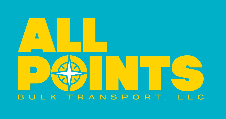 All Points Bulk Transport  Branding