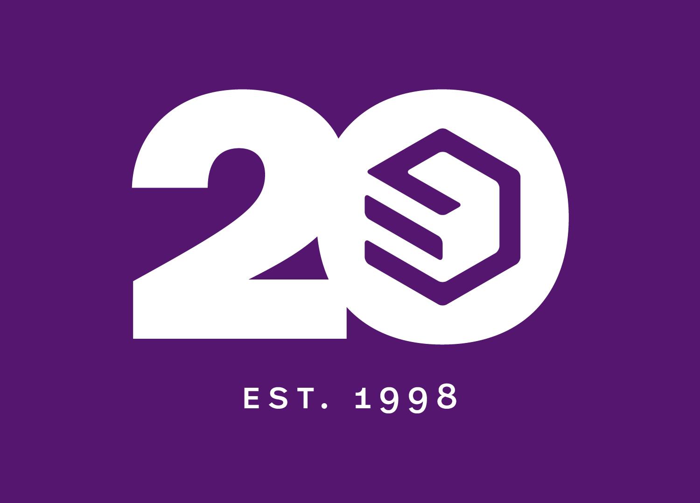 ARCA 20 Years  Logo