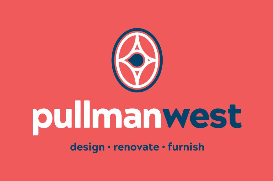 Pullman West  Logo