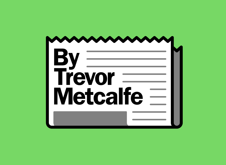 Trevor Metcalfe  Logo
