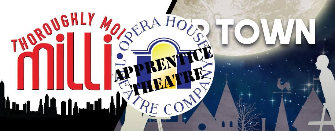 Apprentice Theatre Summer Auditions — Opera House Theatre Company