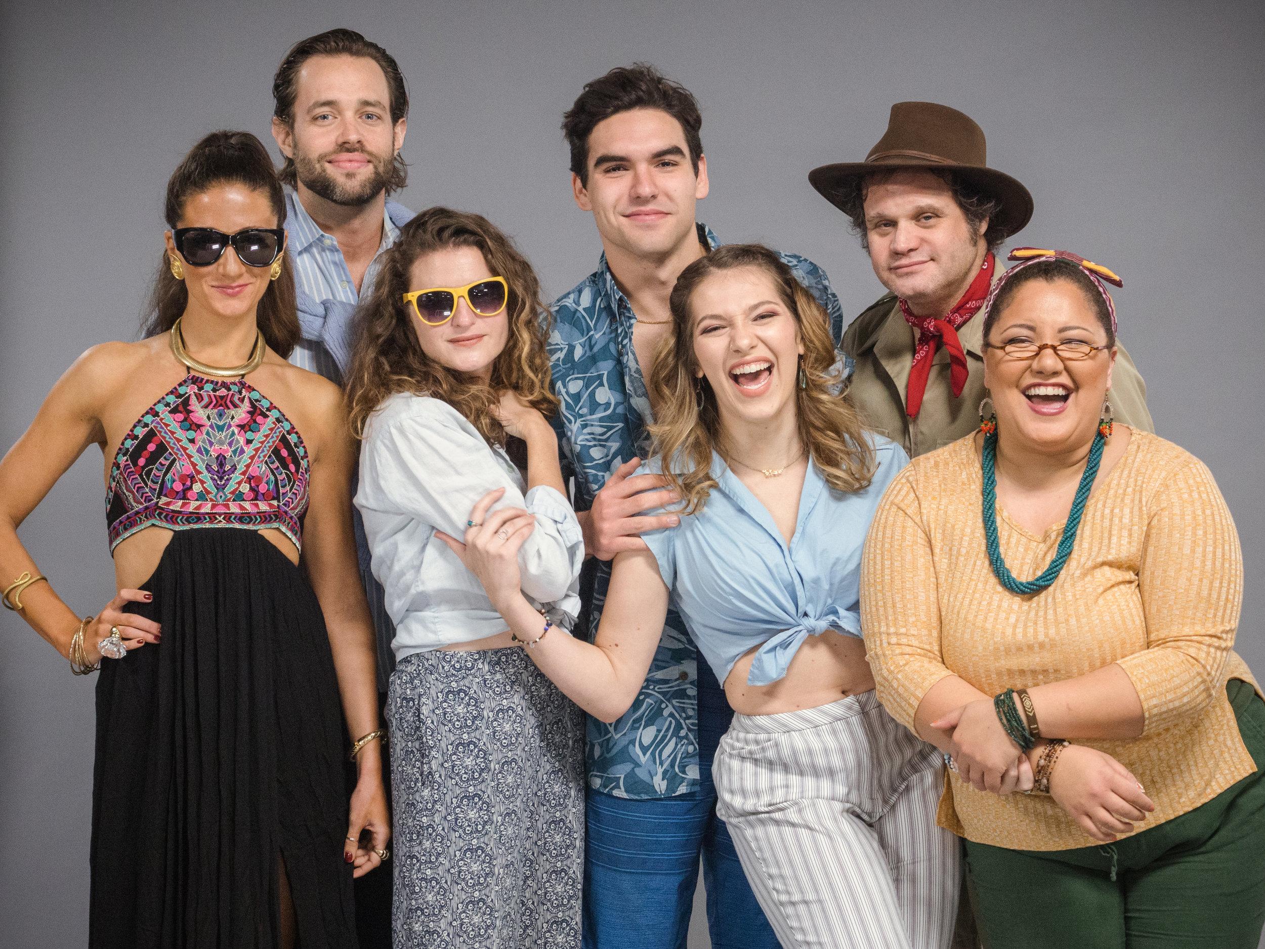Mamma Mia: Cast, 2019