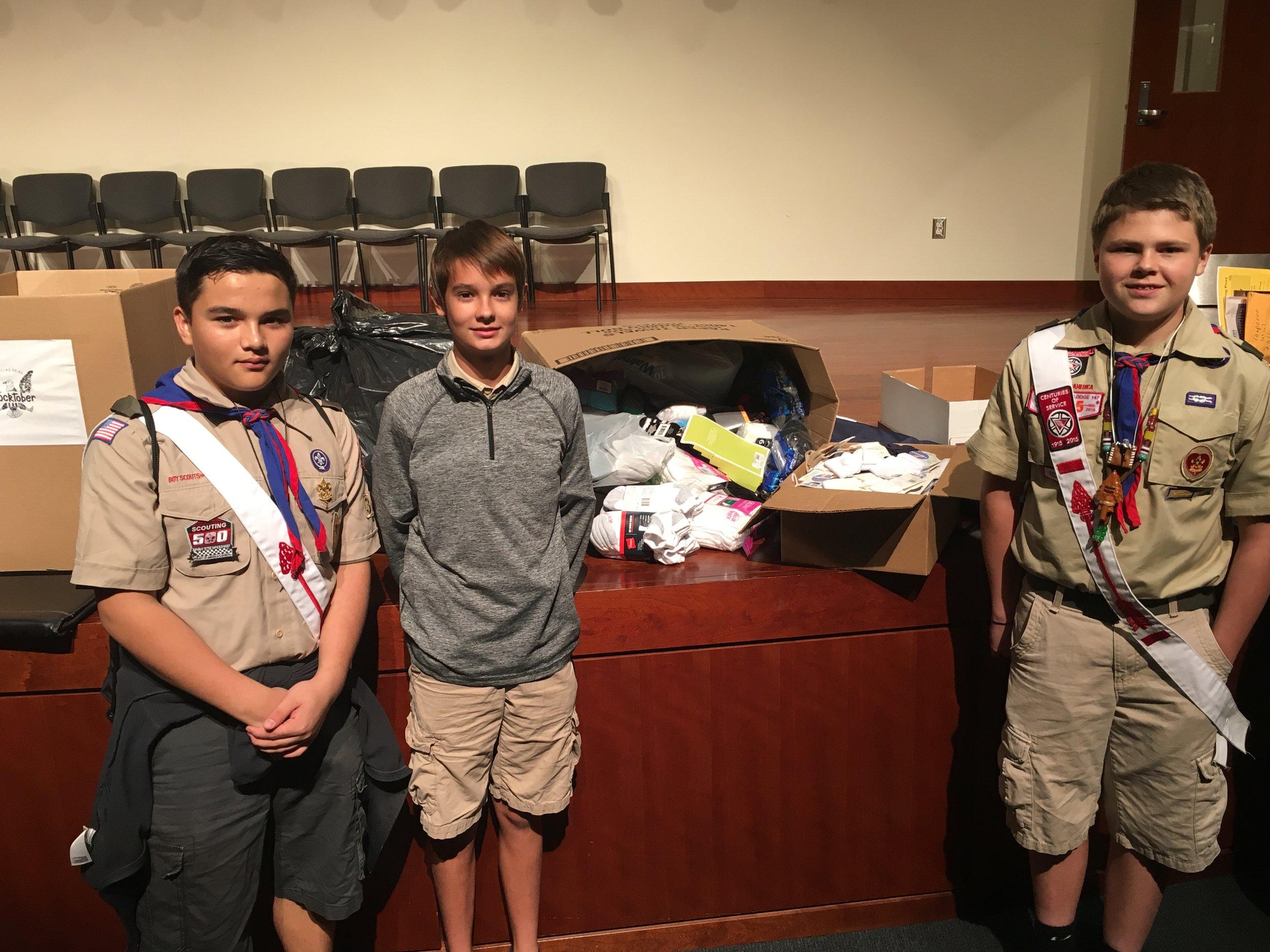 Boy Scouts Troop 1394.JPG