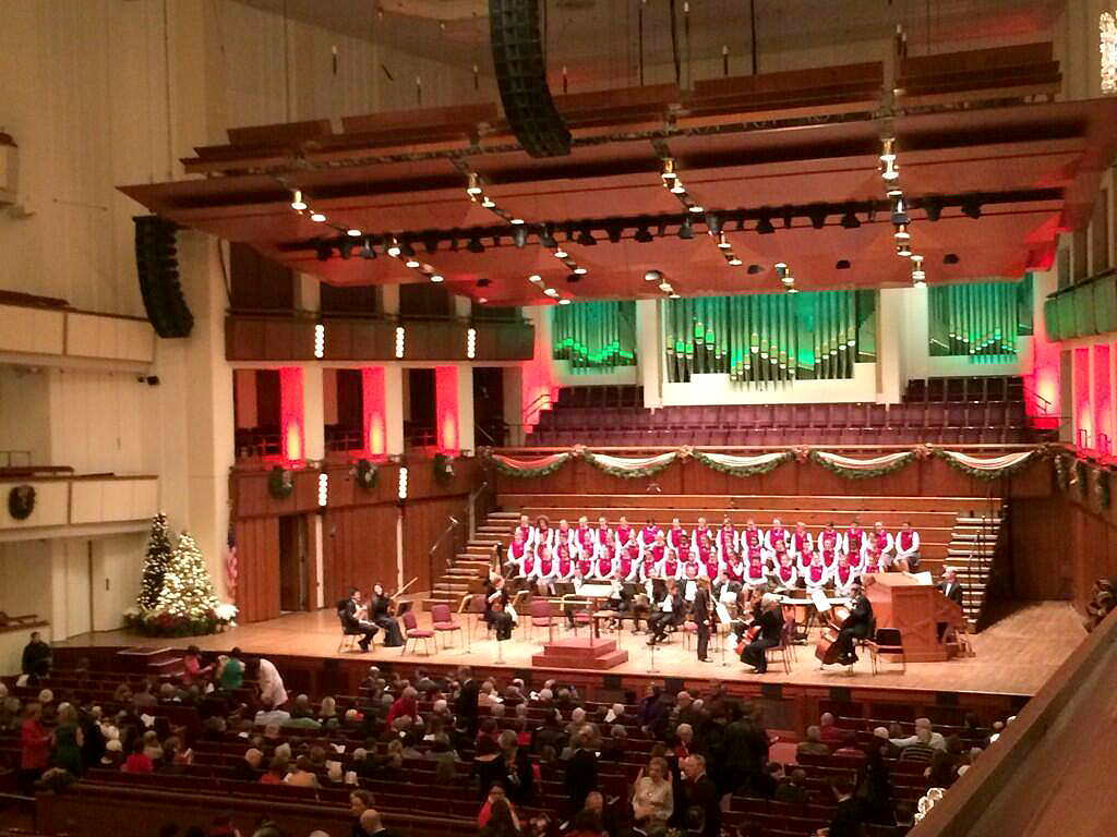 Kennedy Center, A Ceremony of Carols with Choral Arts