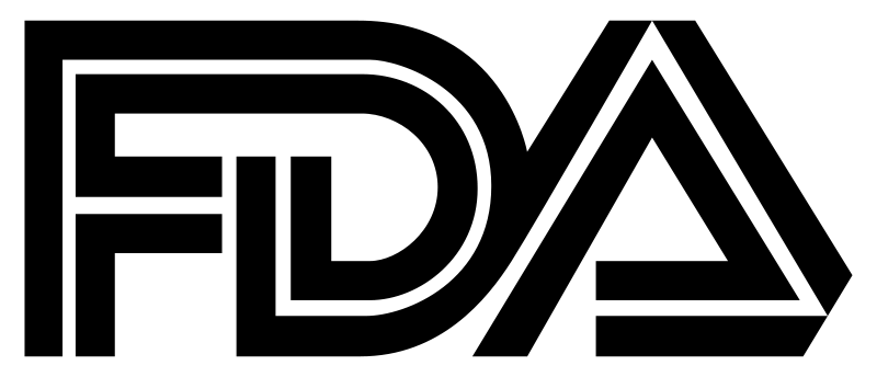 Food and Drug Administration Logo, Wikimedia Commons, Public Domain.