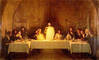 The Last Supper , Dagnan-Bouveret