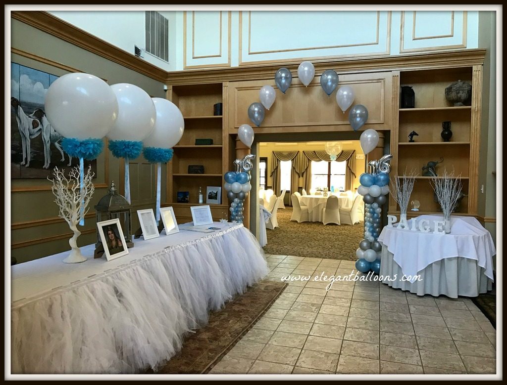Sweet 16 arch