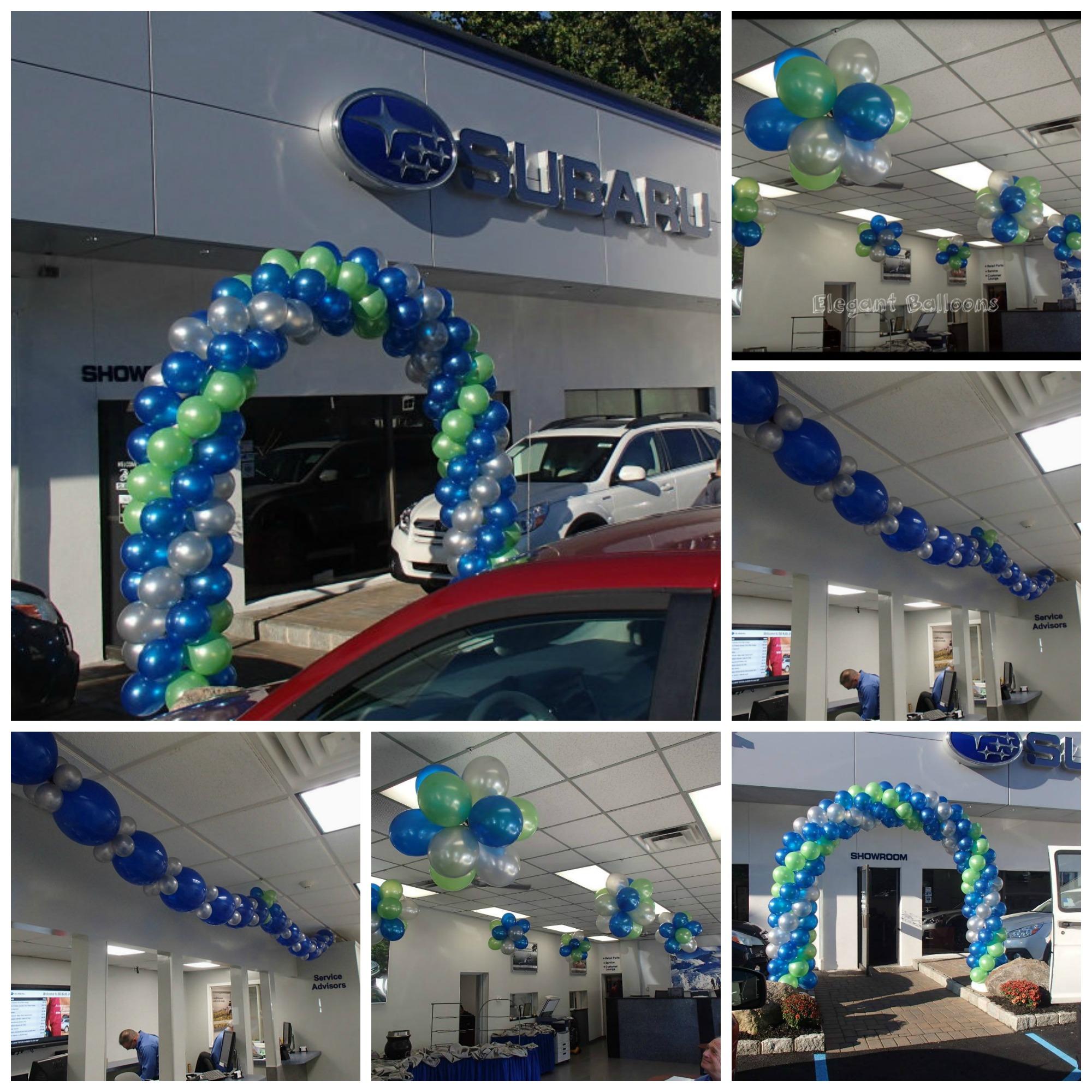 Subaru Grand Opening