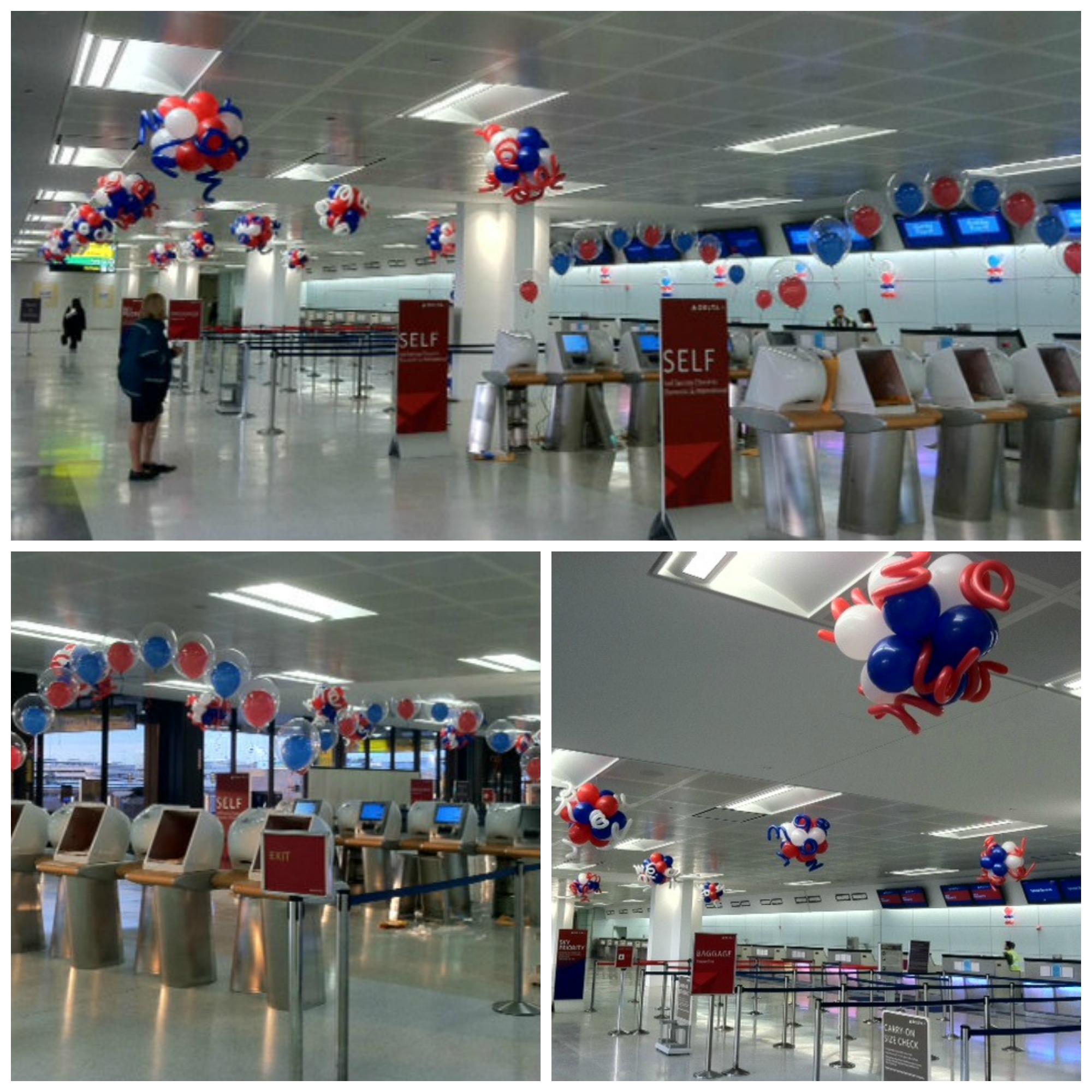 Delta Airlines Grand Opening of New Terminal