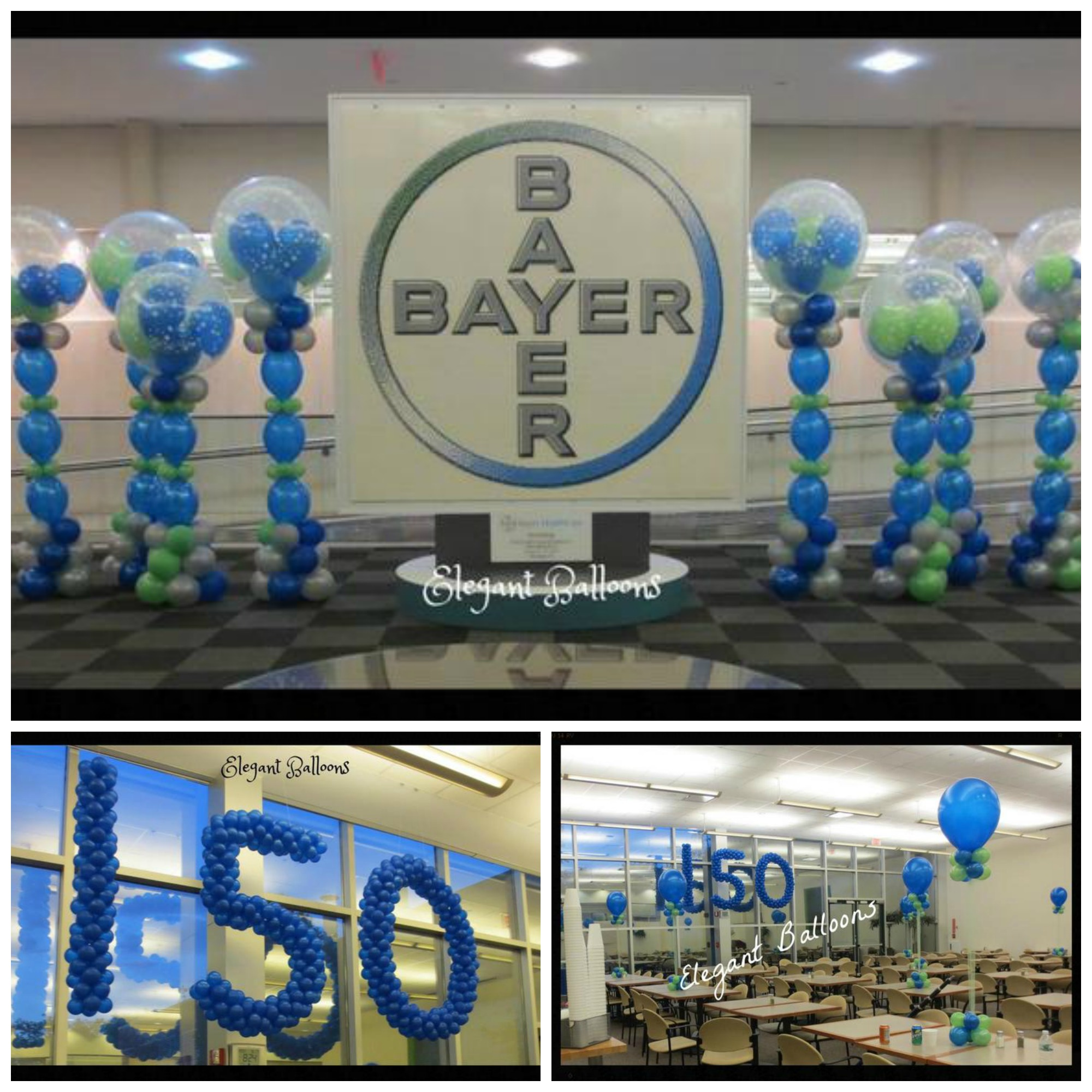 Bayer 150 Year event