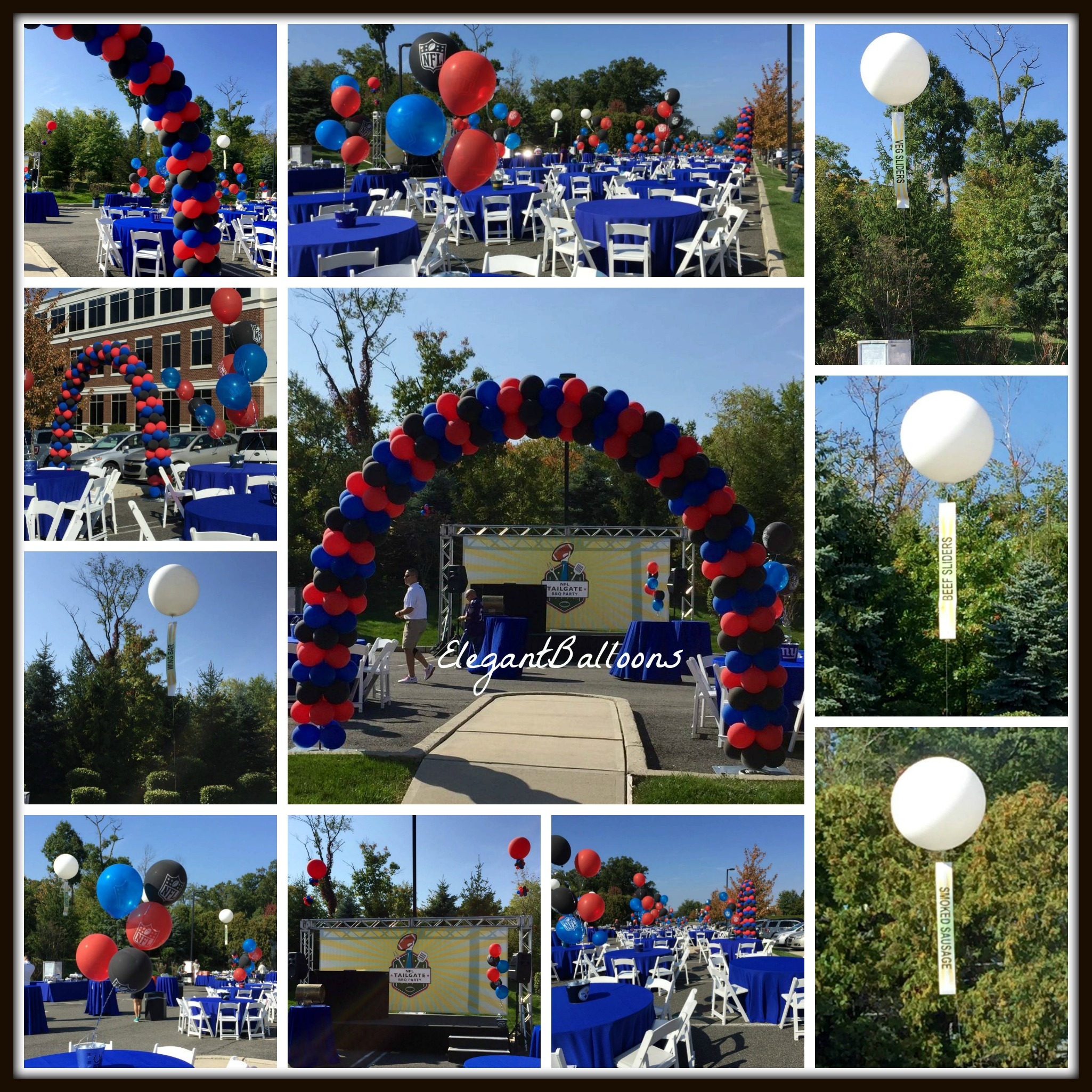 Corporate Tailgate Party