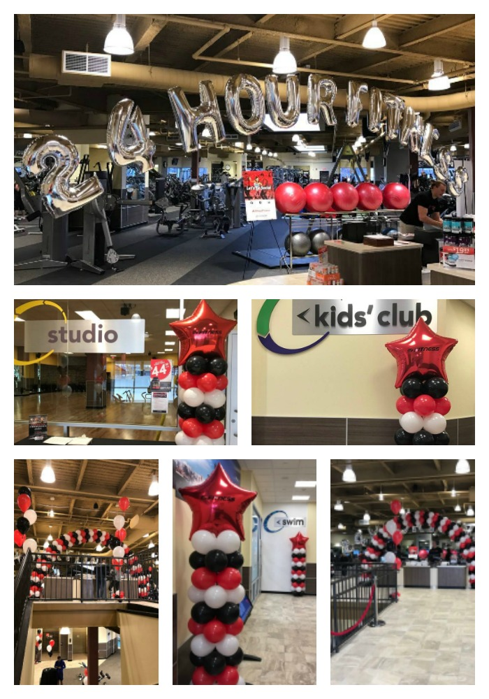 Grand Opening 24 Hour Fitness Ramsey NJ