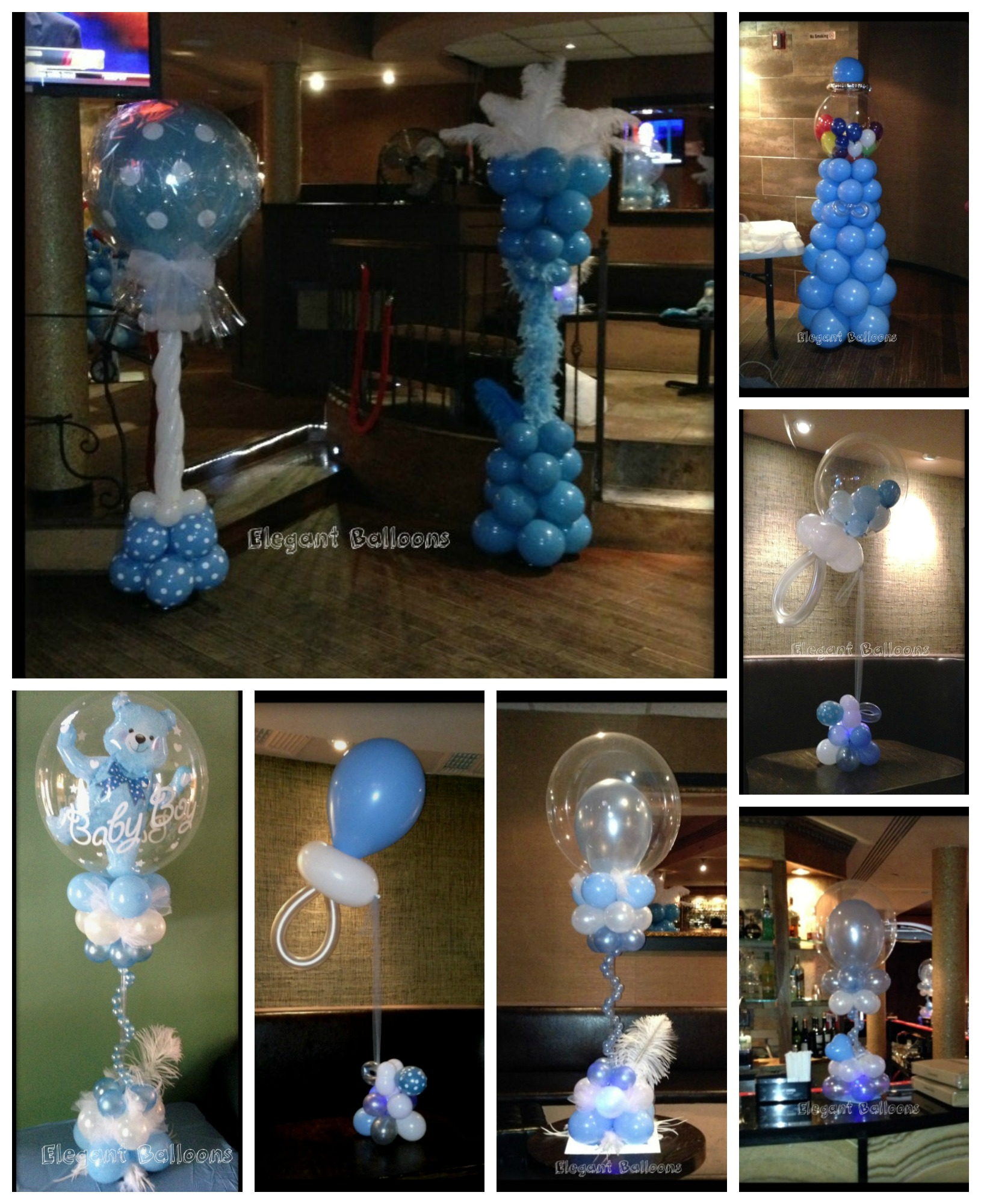 Elegant Candy Themed Baby Shower