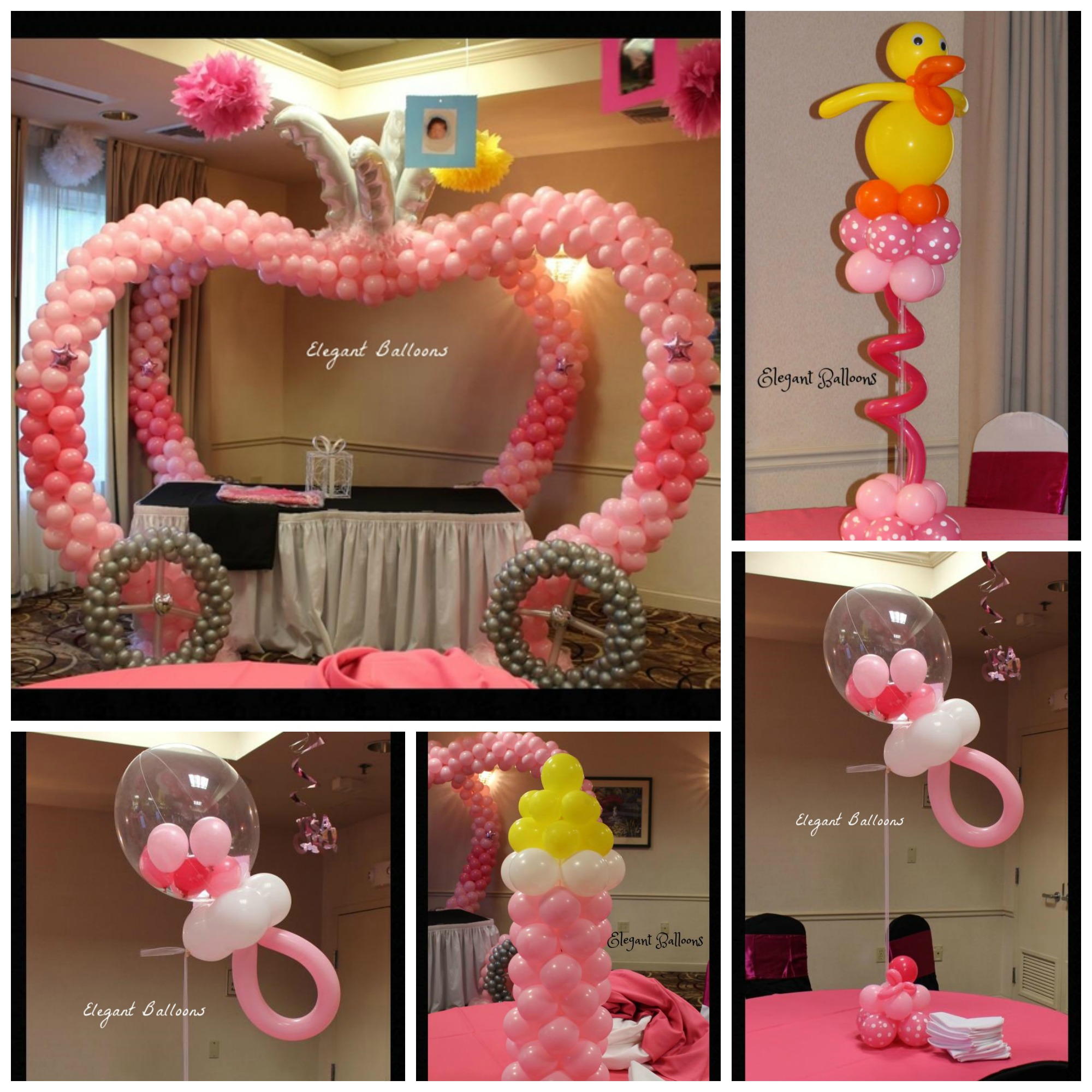 Princess Themed Baby Shower