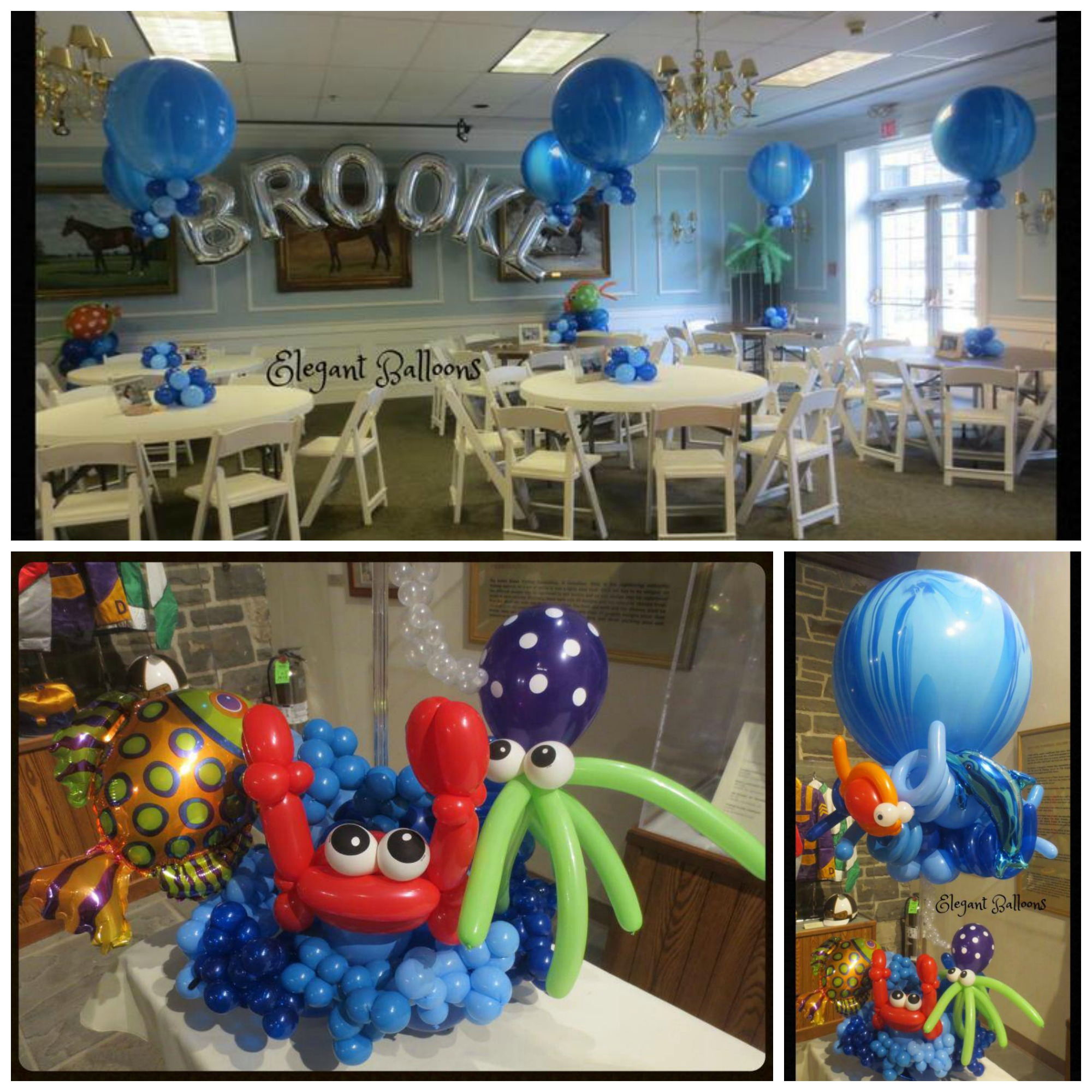 Brooke's Under the Sea