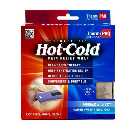 ThermiPaq Medium Hot/Cold Clay Pad , $14.99 at Walgreen's