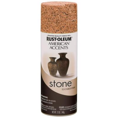 Rust-Oleum Stone Textured Spray Paint , $8.98 at Home Depot