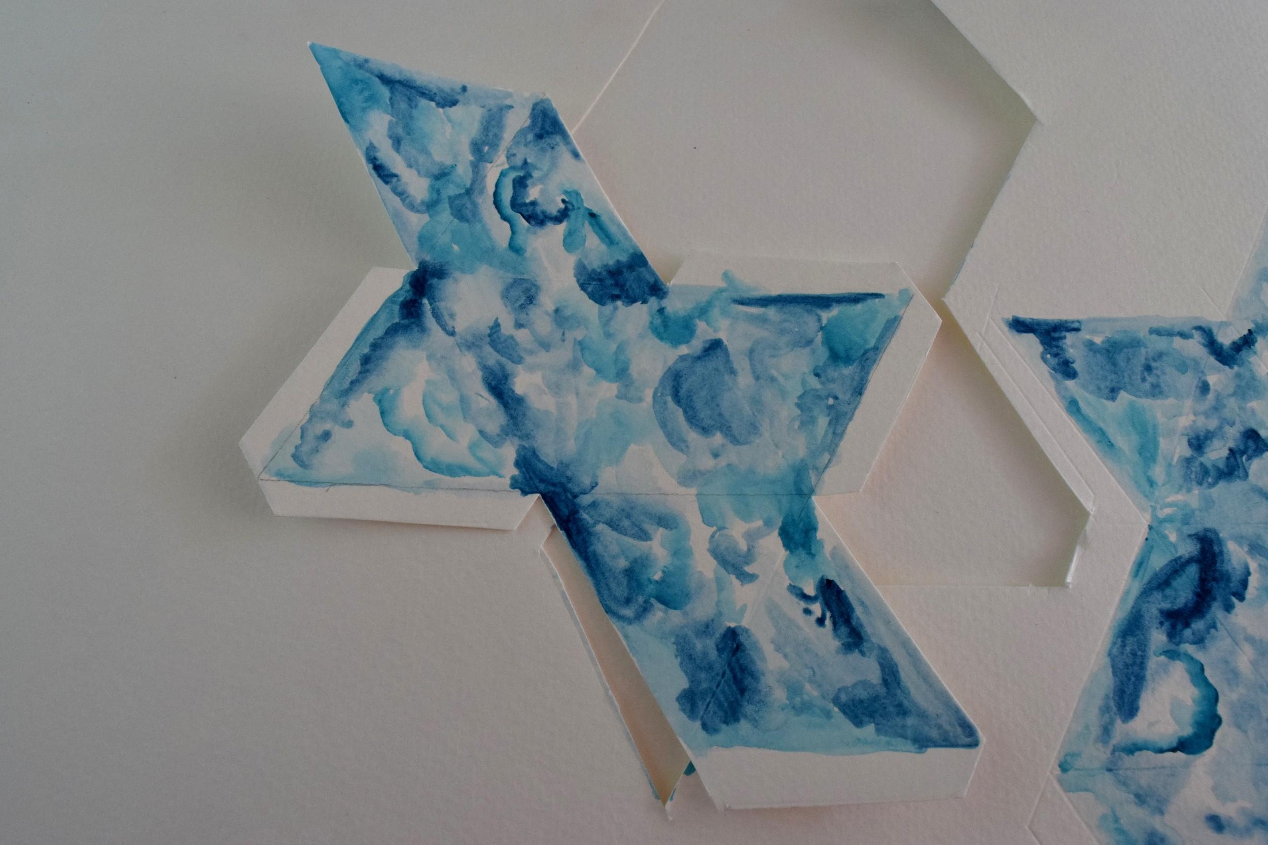 cut your geometric shape
