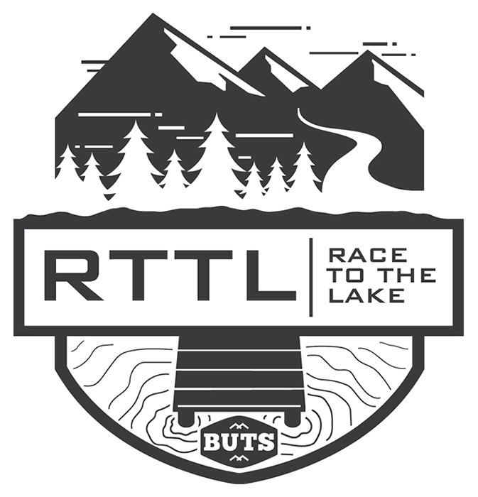 BUTS (Birmingham Ultra Trail Society) - Race to the Lake Trail Event Branding