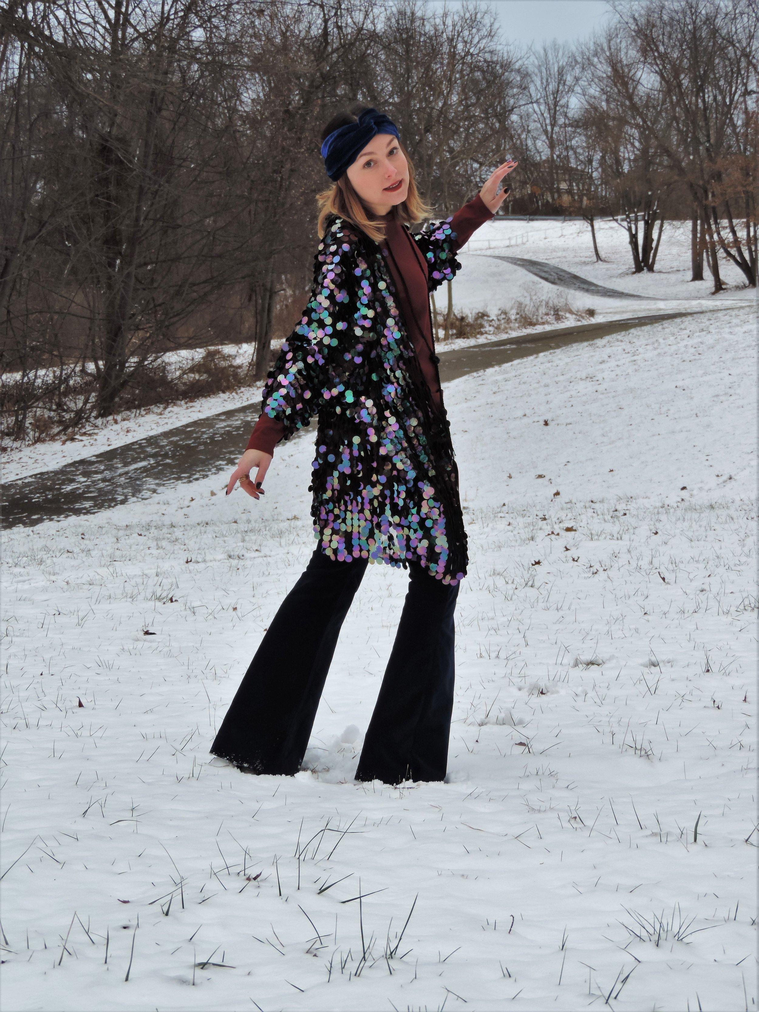 Here it is: my witchcraft dance.ðŸ˜'