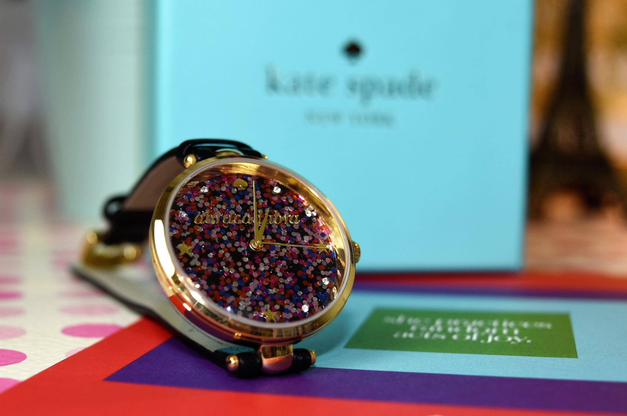 Tell the ABRACADABRA time in style!