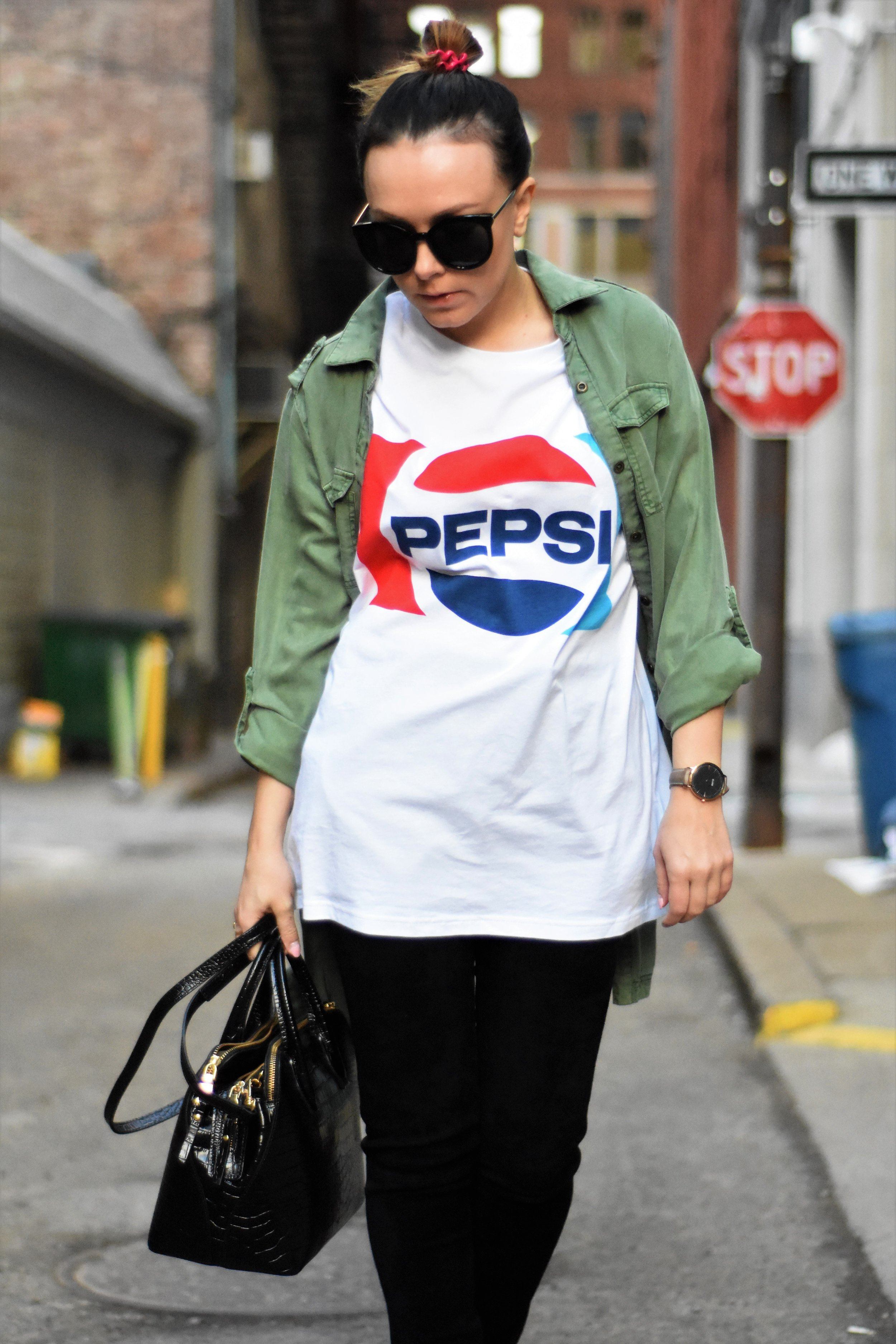 casual street style Pittsburgh