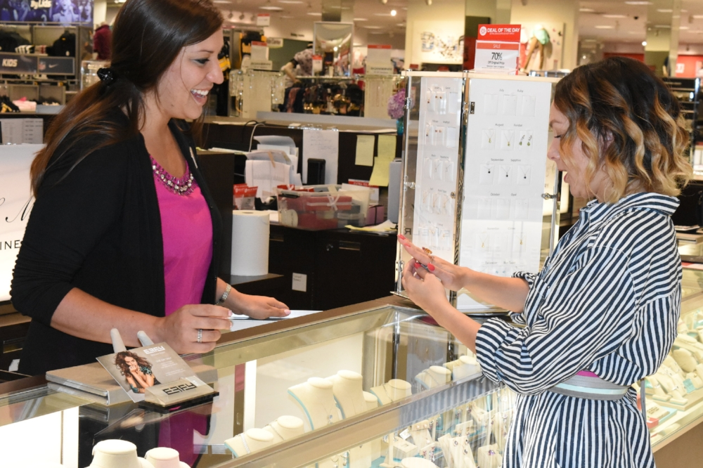 Effy Jewelry Trunk Show at Macy's Ross Park Mall
