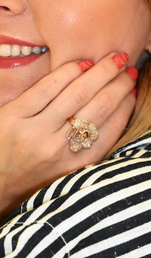 Effy Jewelry Rose Ring