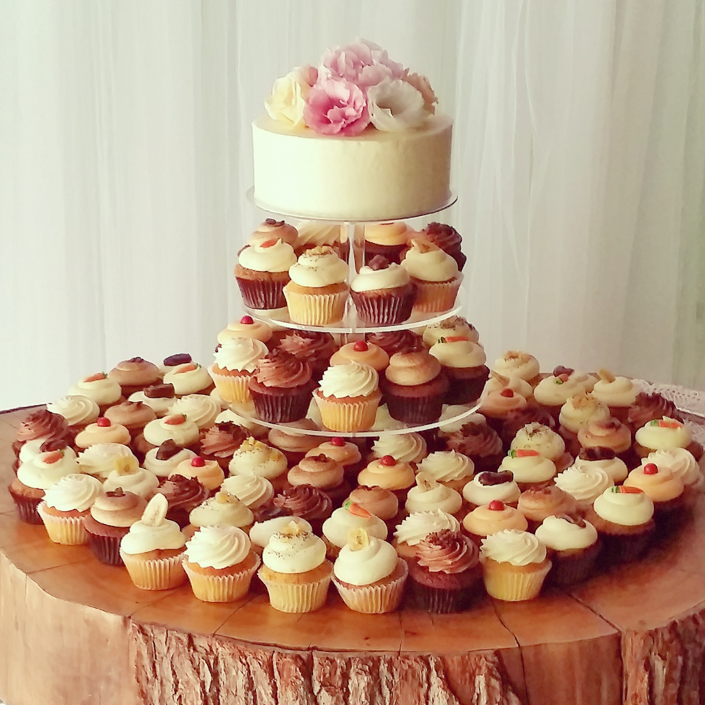 WEDDING & ENGAGEMENT — The Cupcake Patisserie