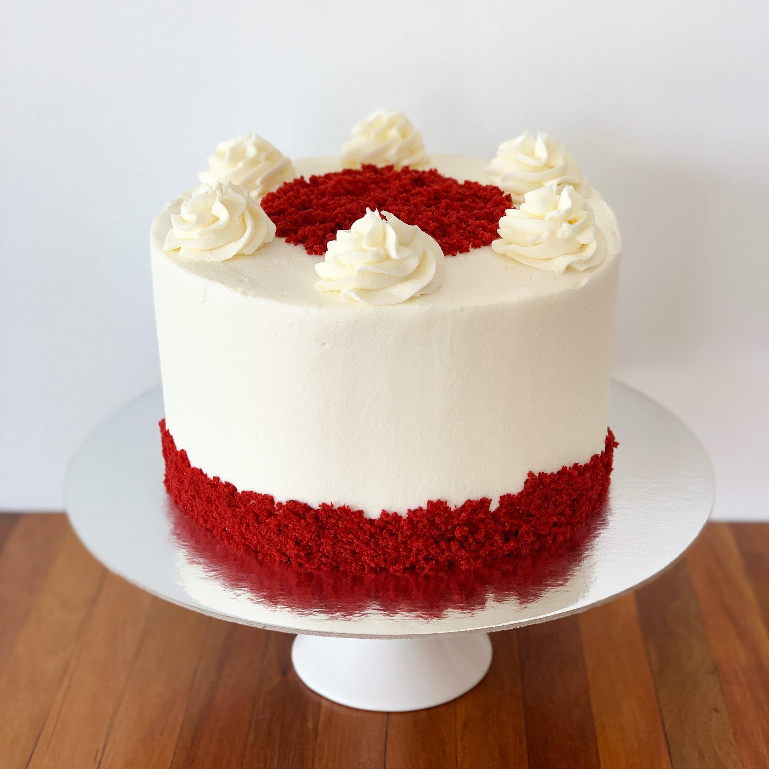 red velvet cake delivery birthday Brisbane