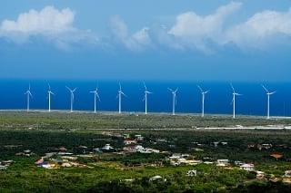 Windmills on Aruba