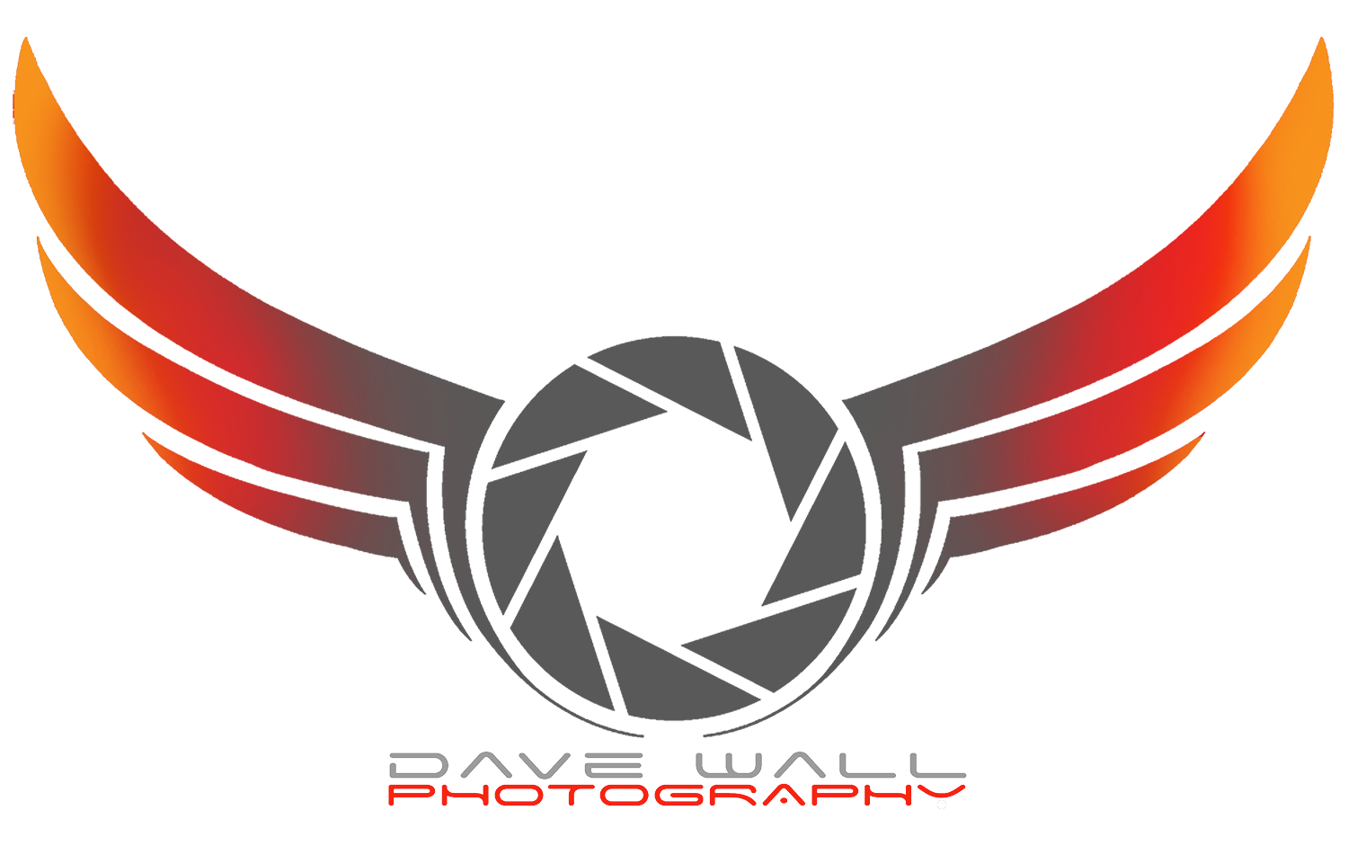 dave wall photography logo