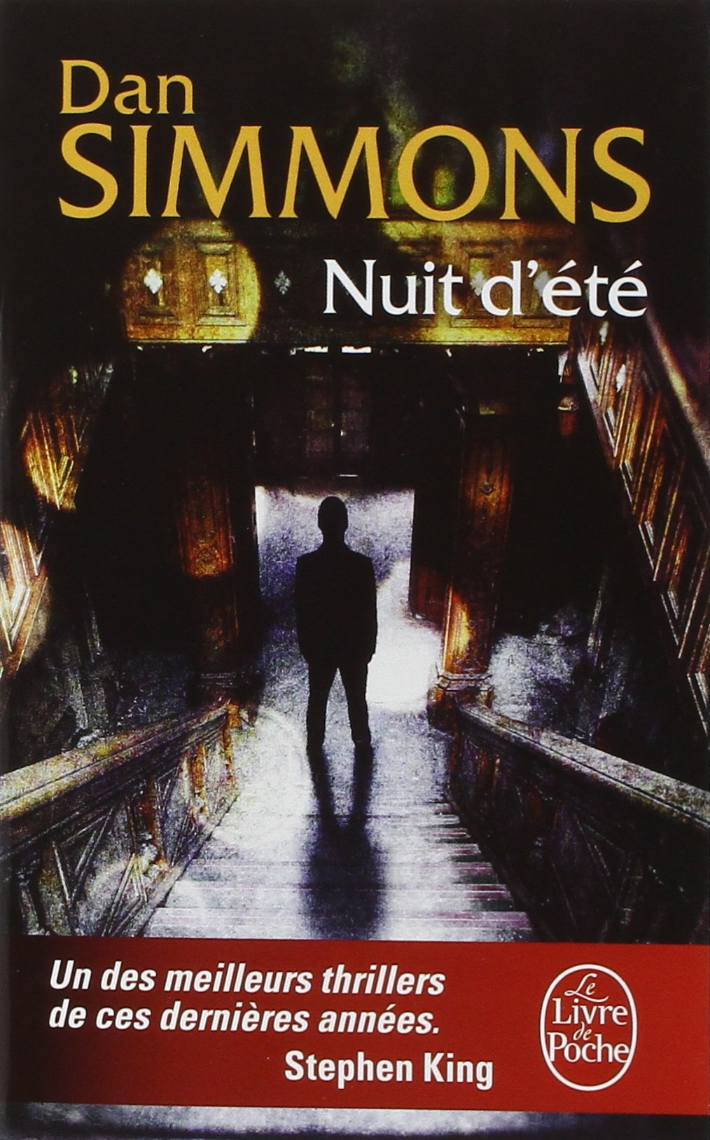 Nuit D'ete by Dan Simmons - book cover photography by Dave wall Photo