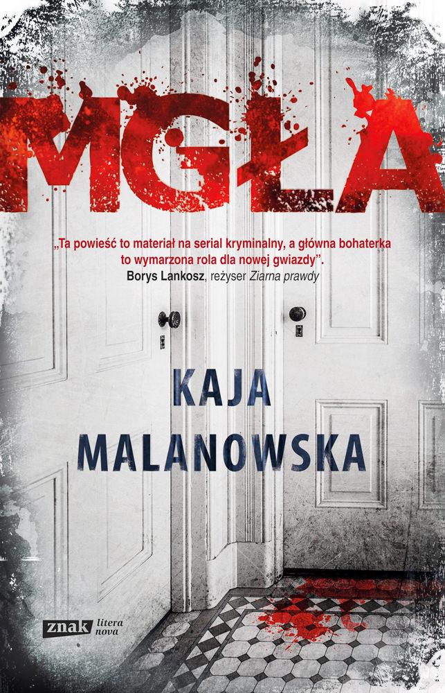 BOOK COVER - MGLA by Katja Malanowska