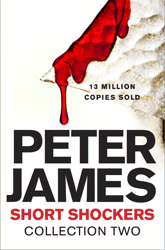 BOOK COVER - Short Shockers Collection Two by Peter James