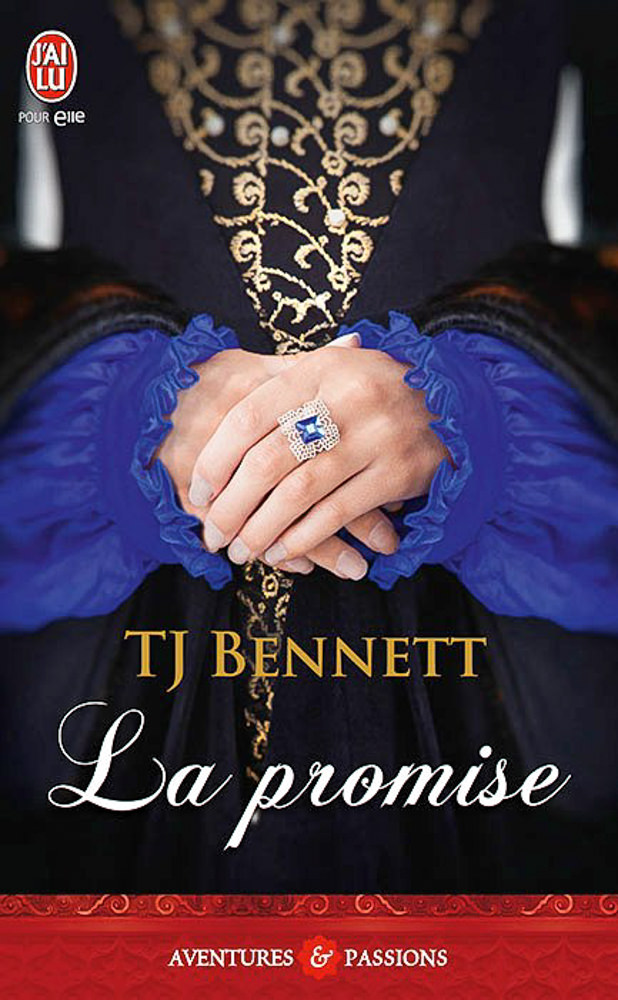 BOOK COVER - La promise by T J Bennett