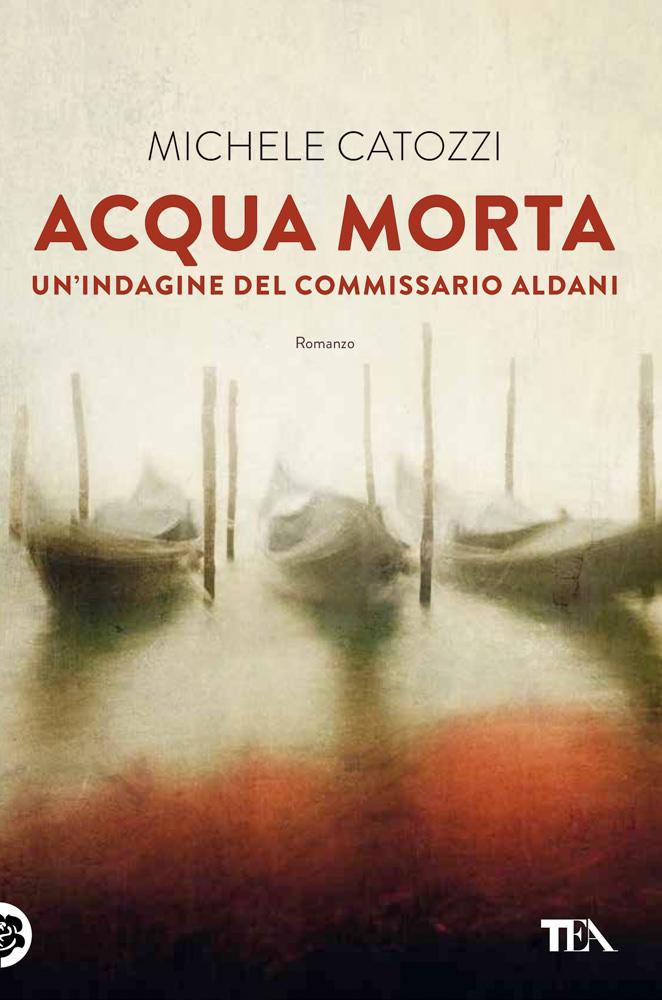 BOOK COVER - Aqua Morta Un'Indagine del Commissario Aldani by Mi
