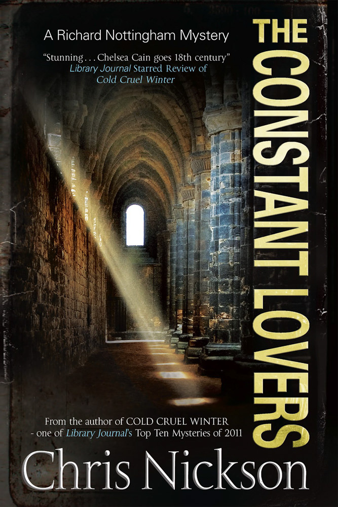 BOOK COVER - The Constant Lovers by Chris Nickson