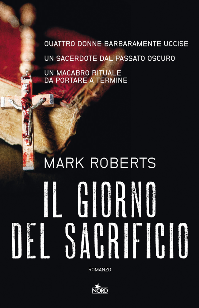 BOOK COVER - Il giorno del sacrificio by Mark Roberts