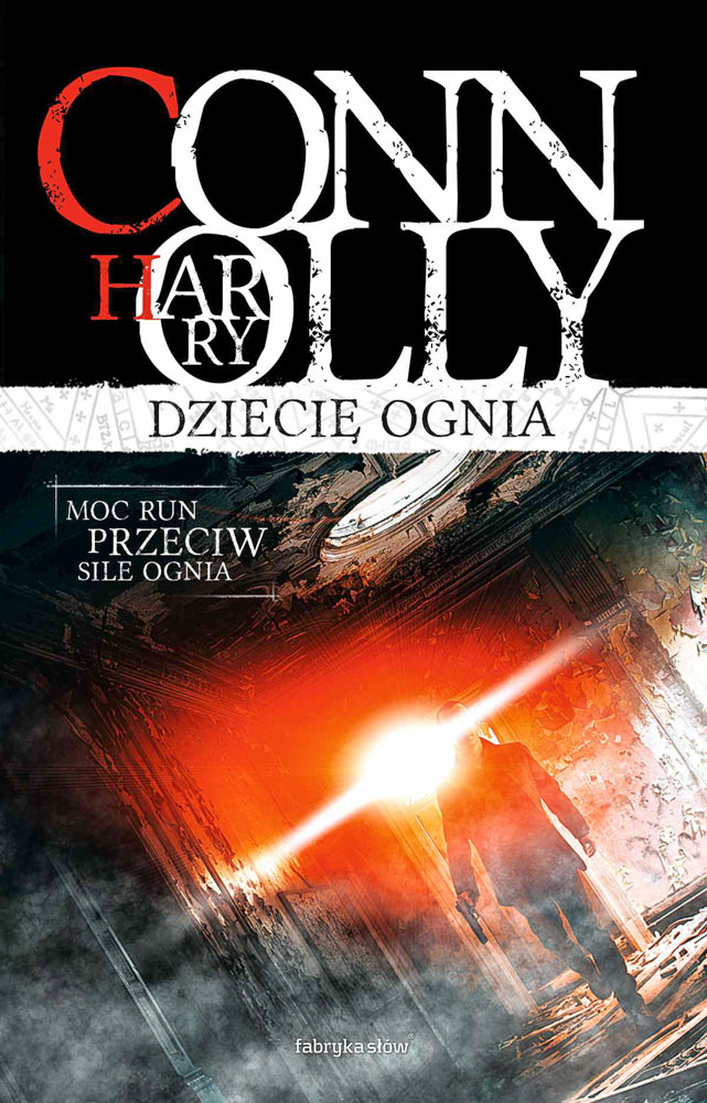 BOOK COVER -  Dziecię ognia by Harry Connolly