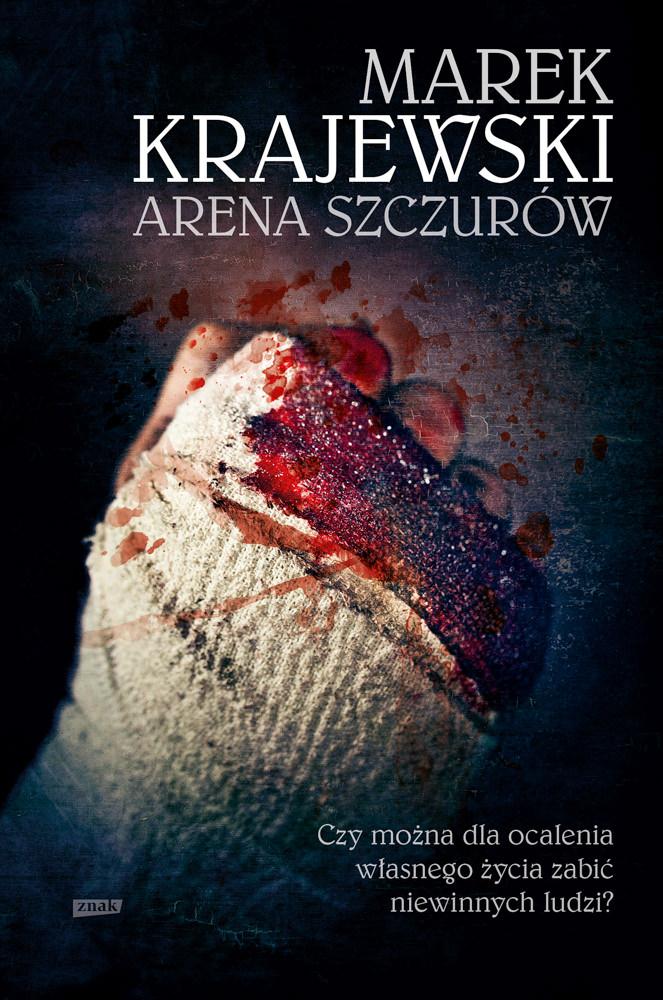 BOOK COVER - Arena szczurów by Marek Krajewski