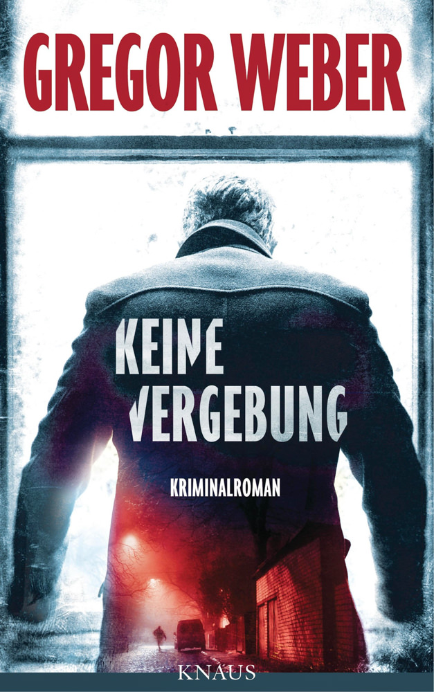 BOOK COVER -  Keine Vergebung by Gregor Weber