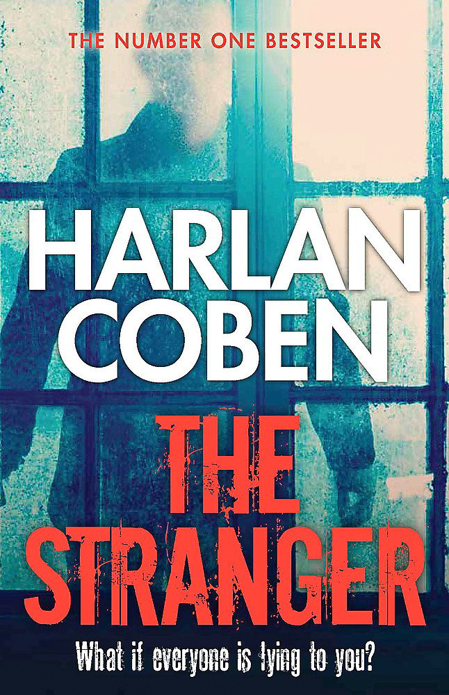 BOOK COVER - The Stranger by Harlan Coben