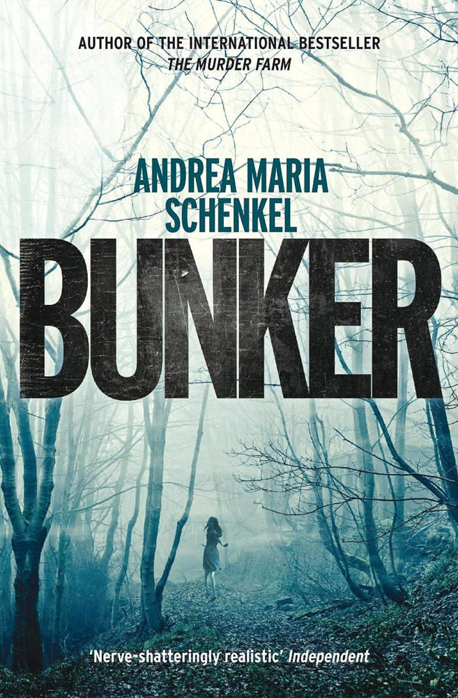 BOOK COVER - Bunker by Andrea Maria Schenkel