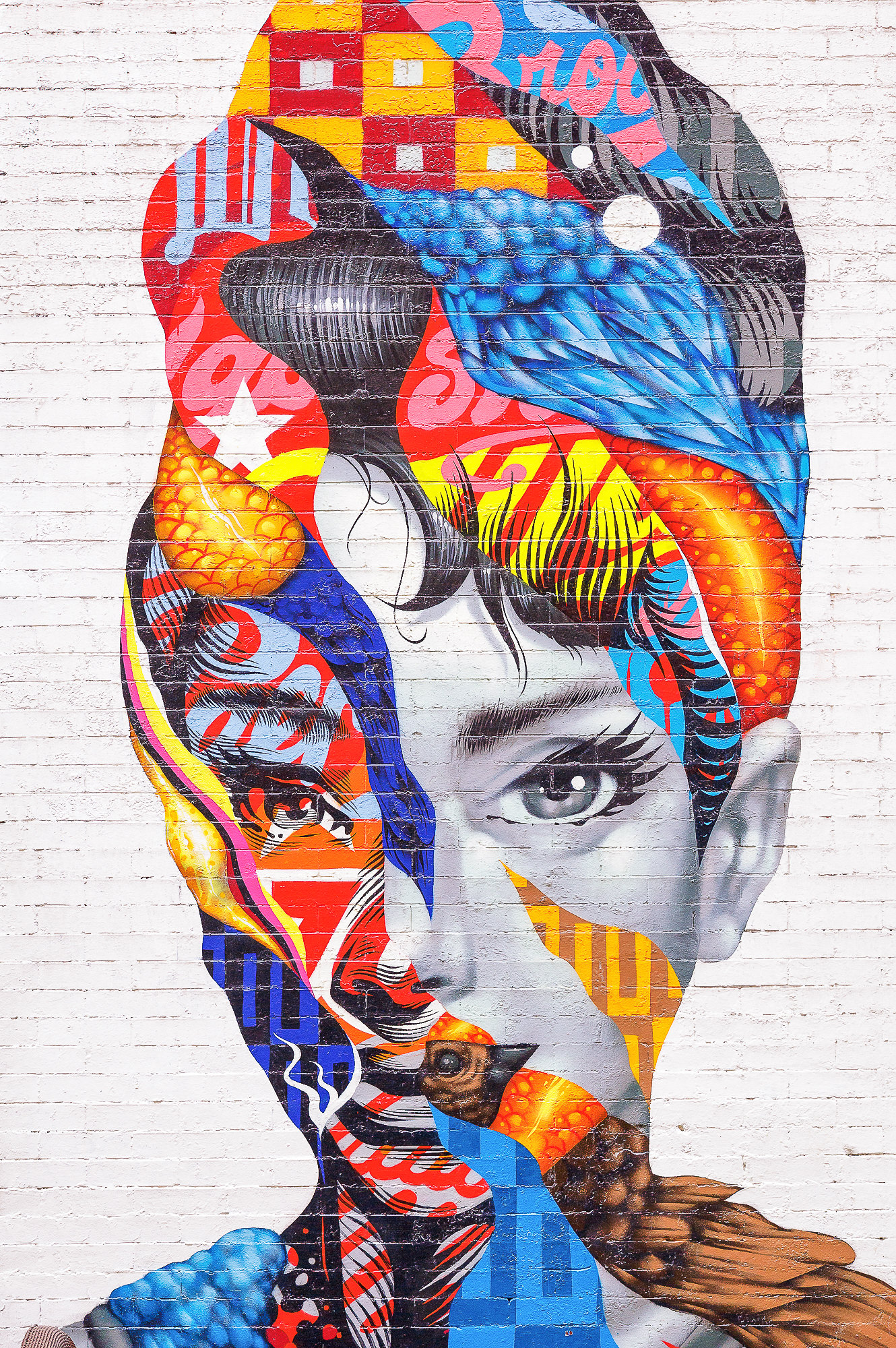 graffiti street art - New York
